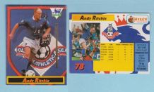 Oldham Athletic Andy Ritchie 78